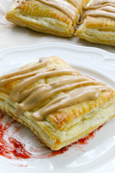Peanut Butter and Jelly Pop Tarts Pic
