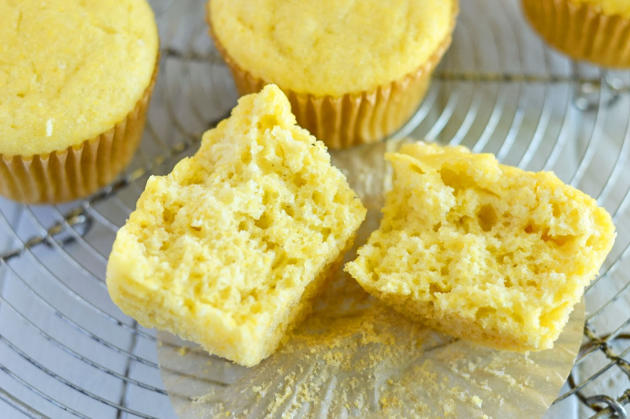 Gluten Free Corn Muffins Image