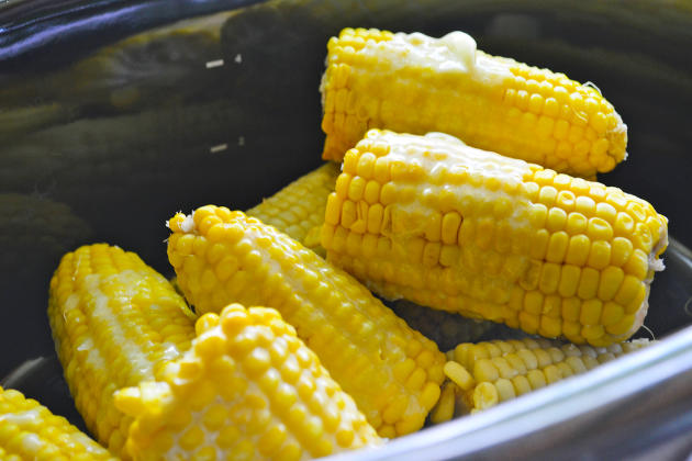 Slow Cooker Corn on the Cob Image