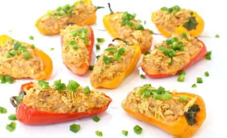 Taco Pepper Poppers Recipe