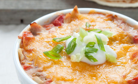 King Ranch Chicken for Two: Crazy Good Casserole