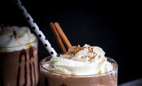Boozy Mexican Chocolate Milkshakes Picture