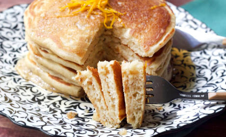 Mascarpone Pancakes Recipe