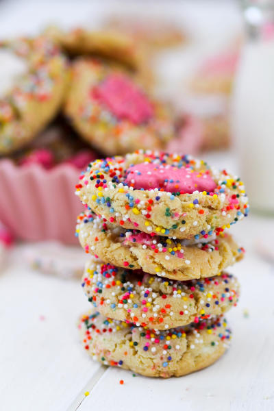 Animal Cracker Sugar Cookies Image
