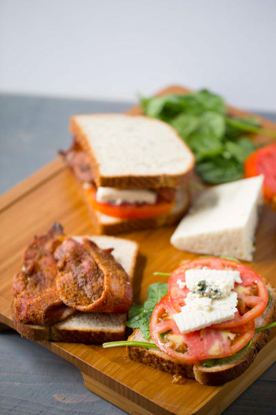 BBQ Blue Cheese BLT Picture