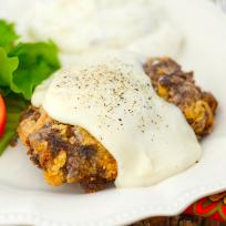 Gluten Free Chicken Fried Steak Recipe