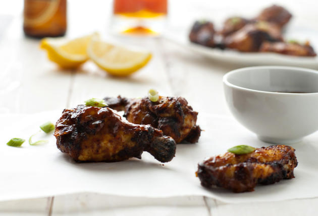 New Orleans Style Barbecue Chicken Wings Pic