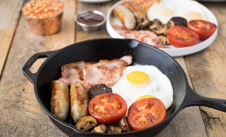 Full English Breakfast Recipe