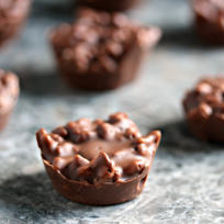 Chocolate Crunch Bites Recipe