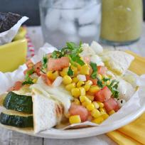 Vegetarian Enchilada Recipe