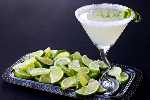 Lime Drop Martini