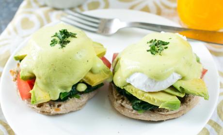 California-Style Eggs Benedict Recipe