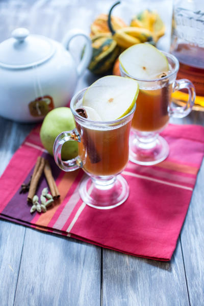 Pear Chai Toddy Picture