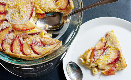 Plum Clafouti: Wake Up with a Taste of France