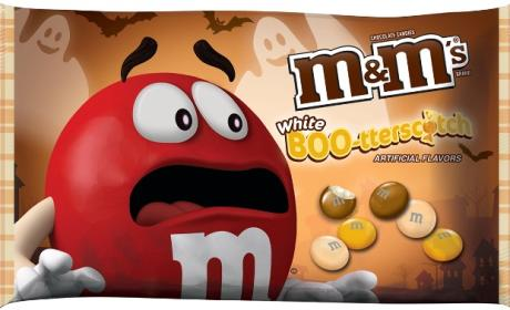 Butterbeer M&Ms Prompt Harry Potter Fanbase Freakout