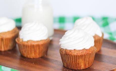 Apple Spice Cupcakes Recipe