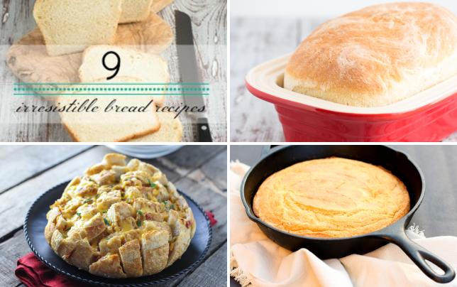 9 bread recipes to bake today 9 bread recipes to bake today