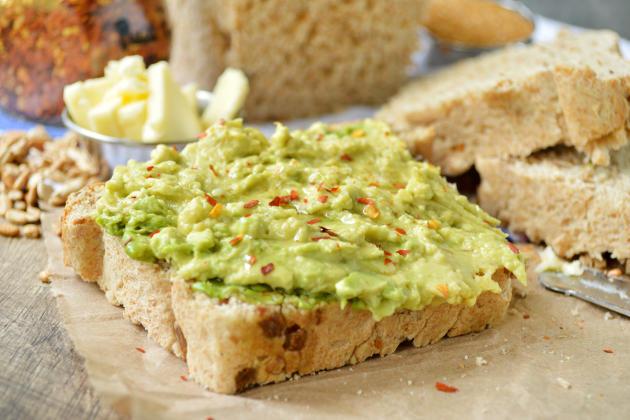 Three Seed Breakfast Bread Picture