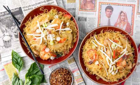 Singapore Street Noodles Recipe