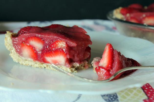 Strawberry Pie Picture