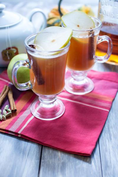 Pear Chai Toddy Pic