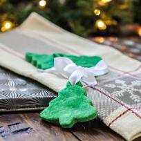 Salt Dough Ornaments Recipe