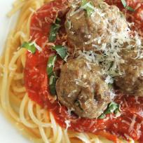Gluten Free Meatballs Recipe