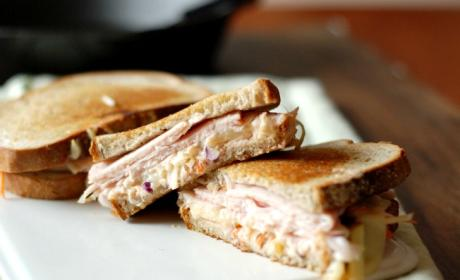 The Rachel Sandwich: Rueben's Sweeter Cousin