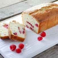 Raspberry Pound Cake Recipe