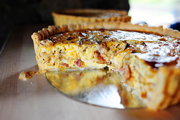 Pioneer Woman Quiche Recipe - Food Fanatic