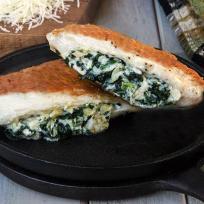 Spinach Artichoke Chicken Recipe