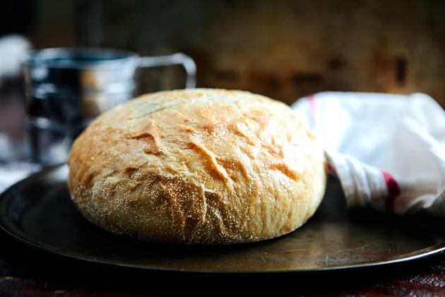 Rustic Bread Recipe Photo