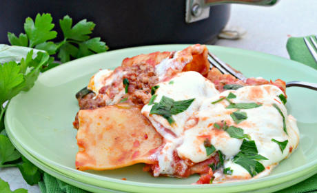 One Pot Lasagna Recipe