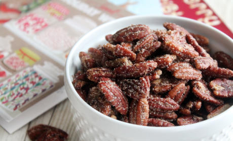 Sugared Pecans: Texas Tradition