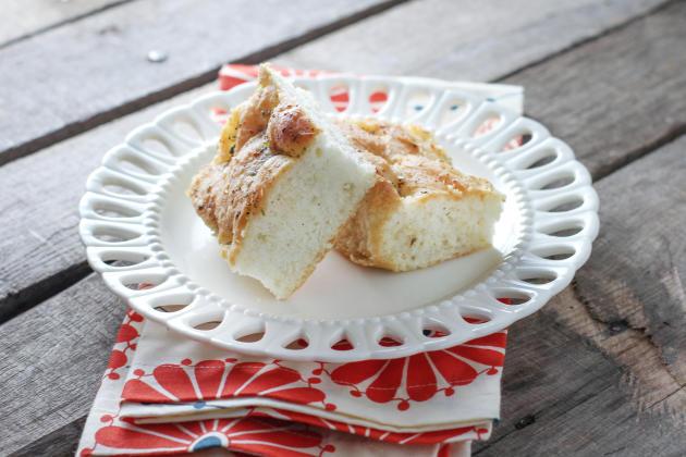 Easy Focaccia Bread Picture