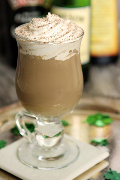 The Nutty Irishman Cocktail Photo
