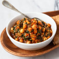 Chana Masala for Two Recipe
