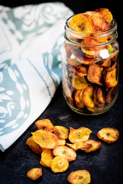 Plantain Chips Picture