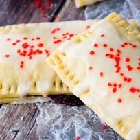 Berry Pop Tarts Recipe