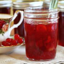 Cherry Jam Recipe