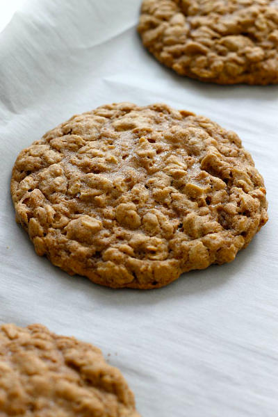 Pumpkin Spice Oatmeal Cookies are just like the original latte - all ...