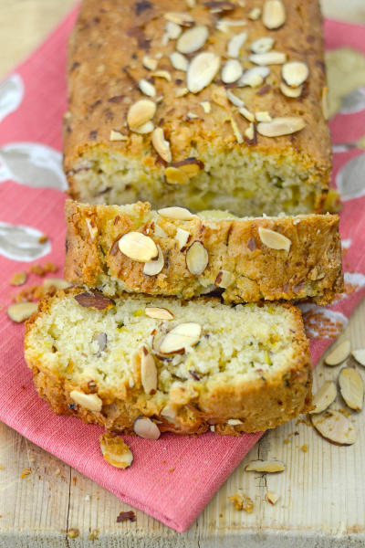 Gluten Free Zucchini Pineapple Bread Picture