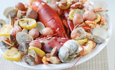 Clam Bake Recipe