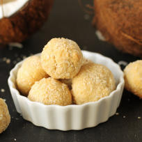 Gluten Free Coconut Cookies Recipe
