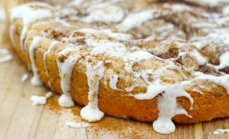 Gluten Free Pineapple Cake Pic