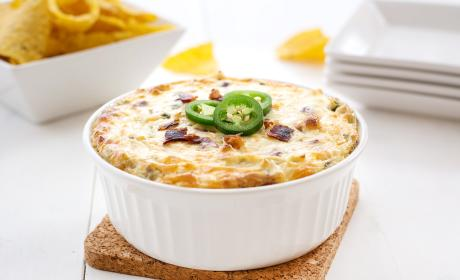 Jalapeño Cream Cheese Dip Recipe