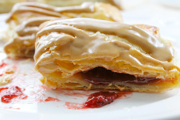 Peanut Butter and Jelly Pop Tarts Photo