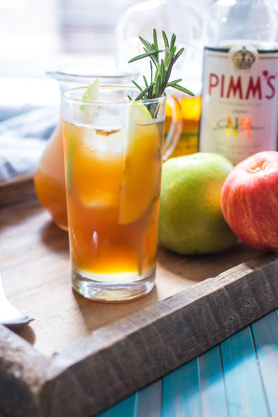 Autumn Pimm's Cup Picture