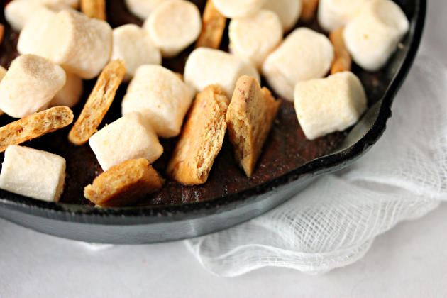 S'mores Brownies Image