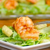 Spicy Shrimp Caesar Recipe